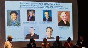 Universal Access to Health Promotion Colorado Forum
